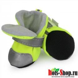 4 шт. Нескользящие зимние ботинки зимние ботинки для собак товары для домашних животных 1cy40Q