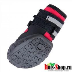 Нескользящие ботинки для собак ботинки для собак от дождя уличные ботинки для бега, товары для домашних животных большого размера 1by2S2