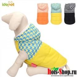 Зимнее пальто для собак теплая одежда для маленьких собак зимняя одежда для чихуахуа 45