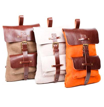 Женские рюкзаки ручной работы